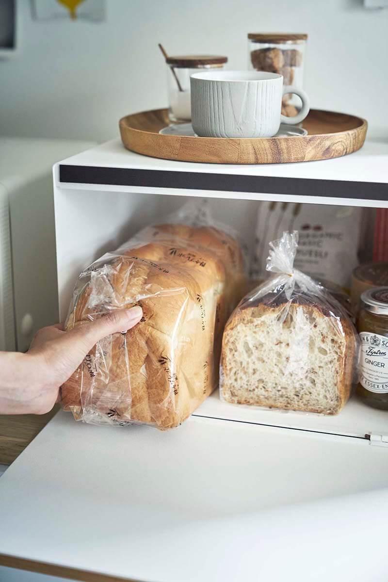 食パン一斤を保存