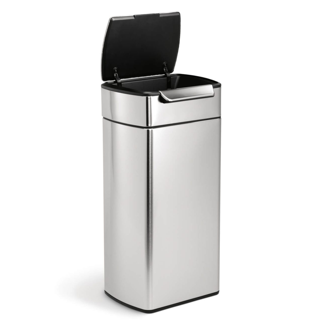 シンプルヒューマン(simplehuman)のタッチバー式ゴミ箱