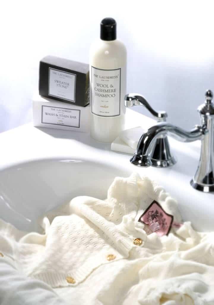 つけ置き手洗い