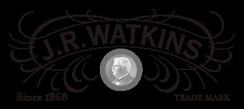 J.R.Watkins(ワトキンス)ロゴマーク