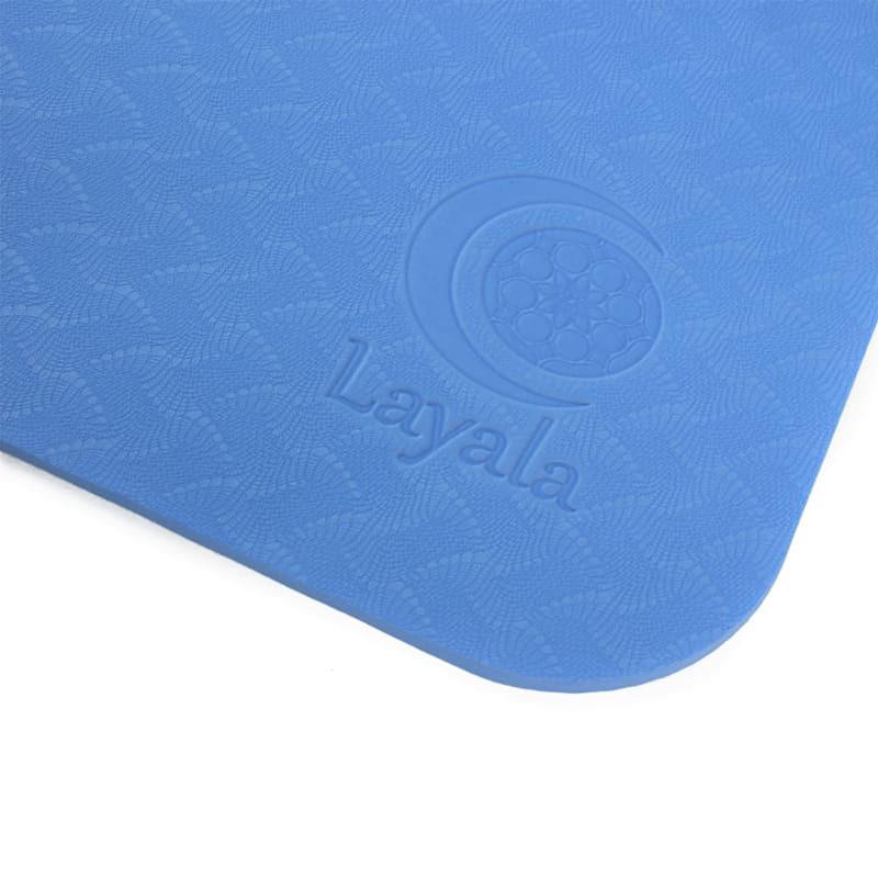 Layala(ラヤラ) ECO ヨガマット ブランドロゴ
