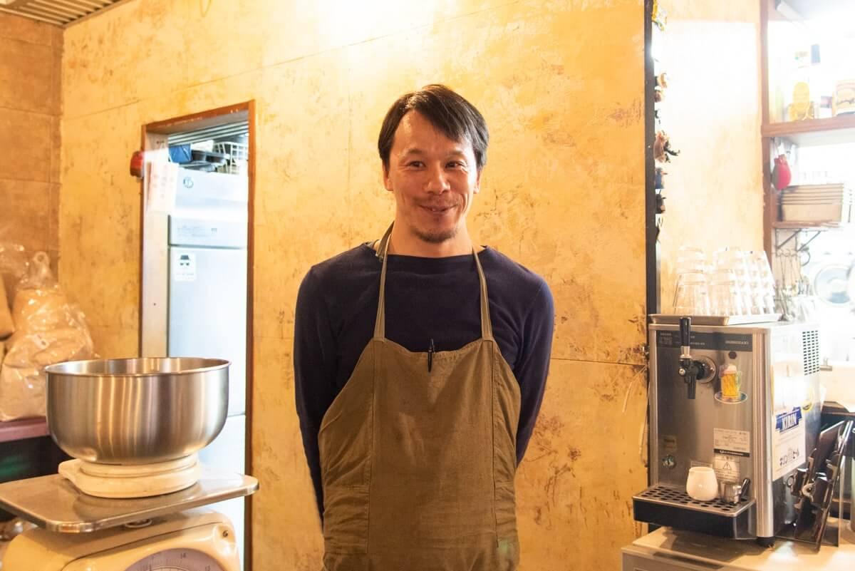 枚方市・宮之阪駅の高架下にある人気カフェ喫茶店「about a coffee」