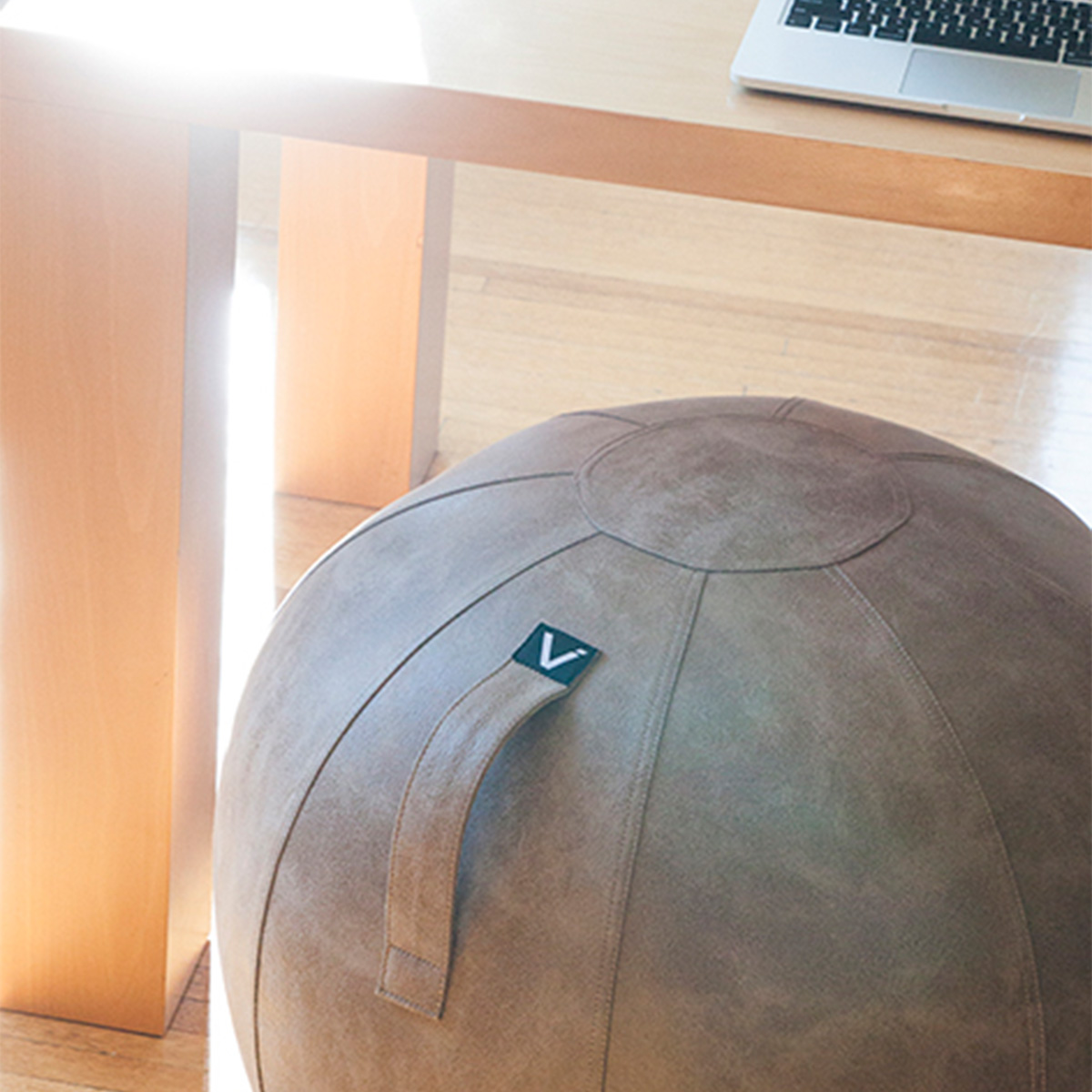 VIVORA/ヴィヴォラシーティングボール ルーノ レザーレット