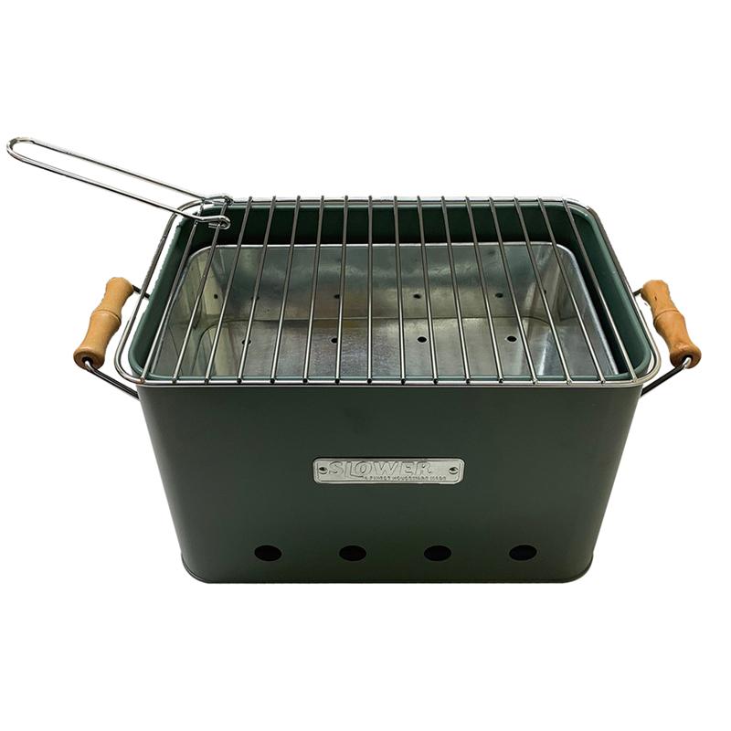 SLOWER BBQ STOVE Alta(Large) バーベキューコンロ お手入れ簡単