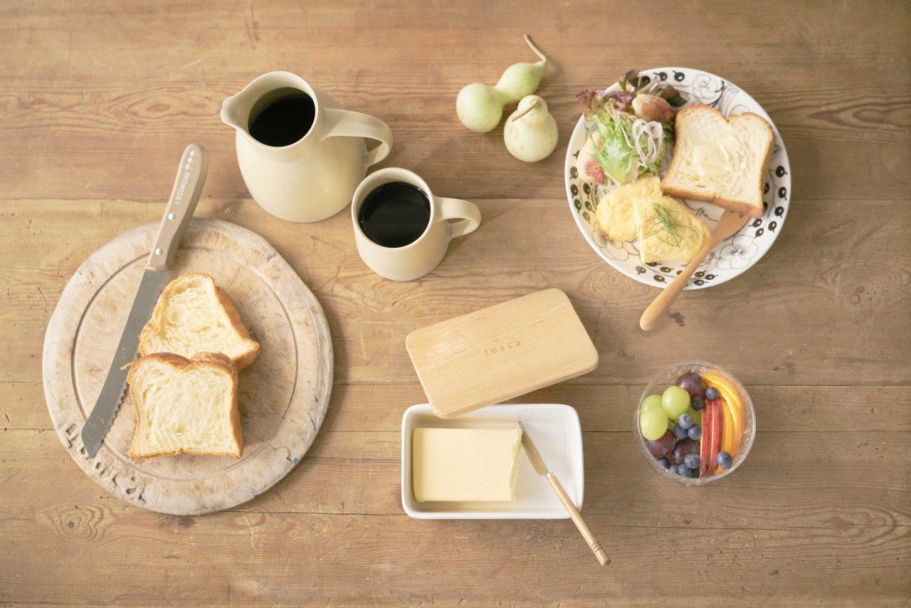 トスカでカフェ風キッチン