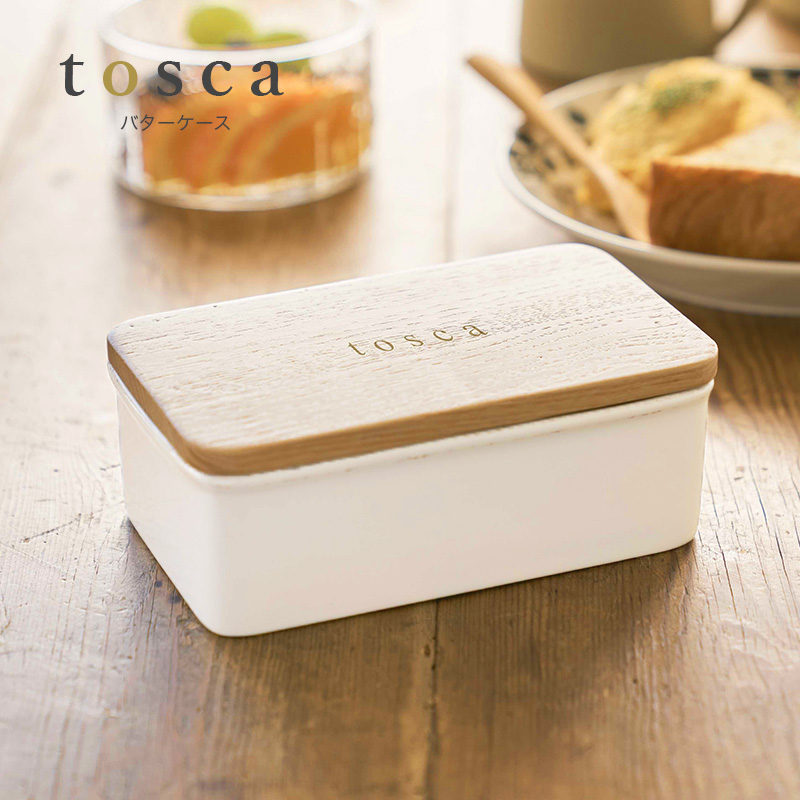 トスカ バターケース