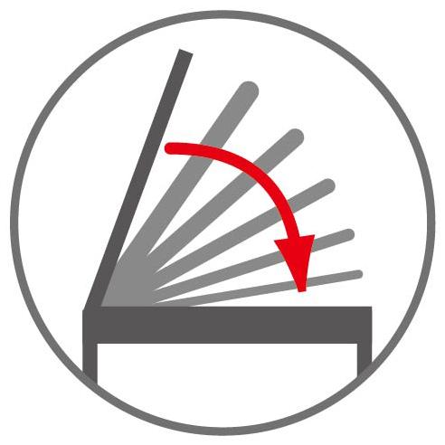 フタがゆっくり閉まるリッドショックステクノロジー