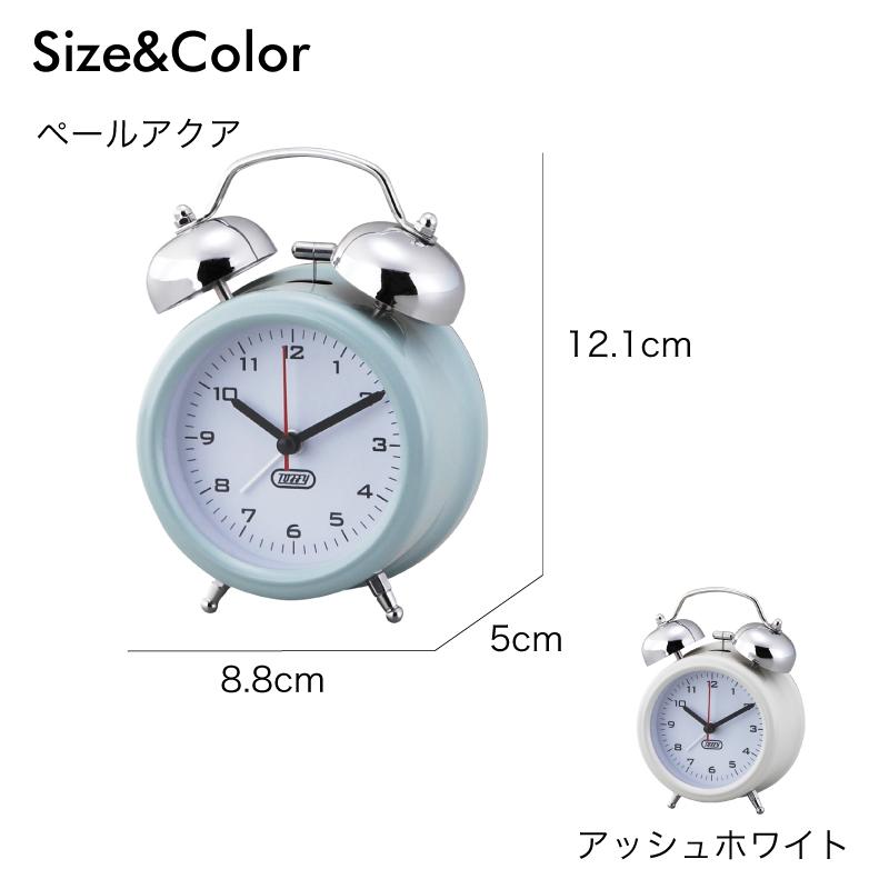 Toffy/トフィー アラームクロック TF20-CL サイズ