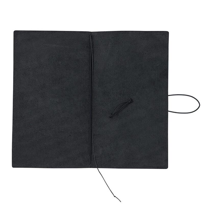 トラベラーズノート スターターキット(レギュラーサイズ)ブラック