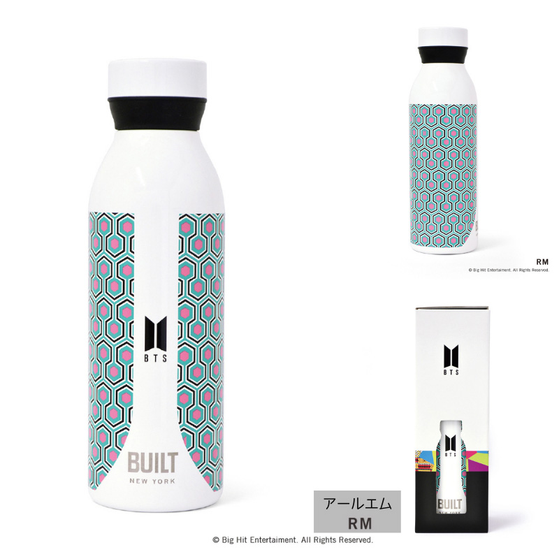 BTSステンレスボトル BUILT RM(アールエム)