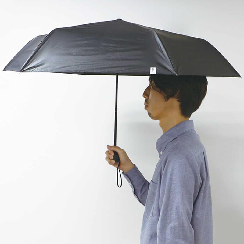 Wpc.折りたたみ日傘 遮光ミニマムベーシックパラソルユニセックス 男性にもおすすめ