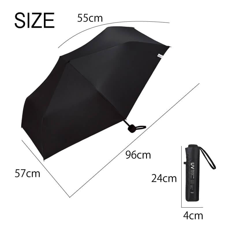 Wpc.折りたたみ日傘 遮光ミニマムベーシックパラソルユニセックス サイズ