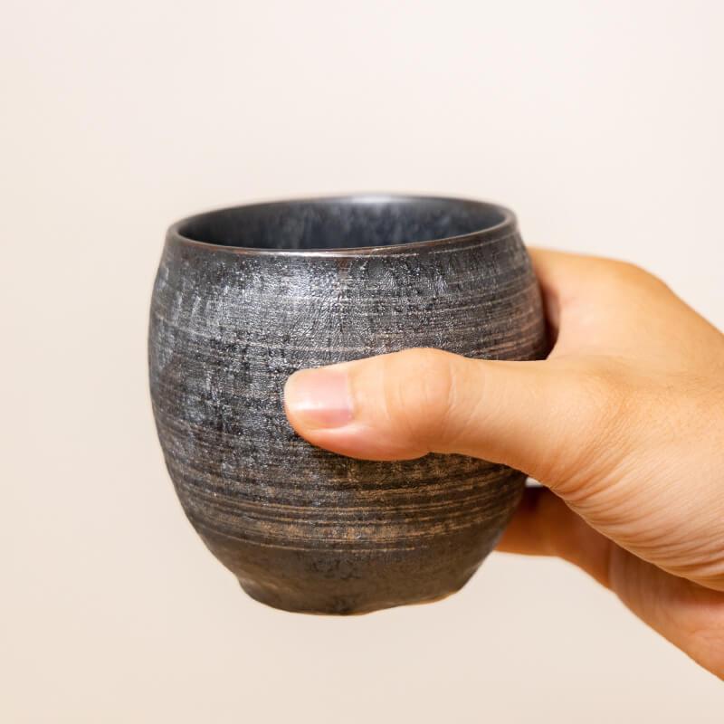 有田焼の歴史ある窯元「陶悦窯」のペアグラス